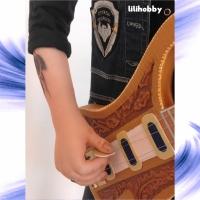 Кукла Бас гитарист Лемми 7