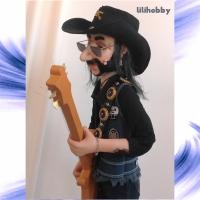 Кукла Бас гитарист Лемми 3