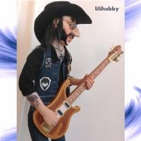 Кукла Бас гитарист Лемми 2