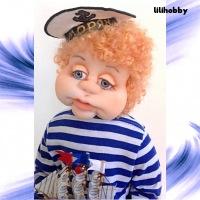 Кукла Морячок КП3