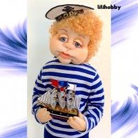 Кукла Морячок КП1
