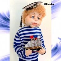 Кукла Морячок КП2