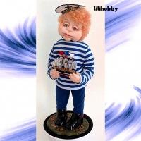 Кукла Морячок ОП2