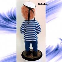 Кукла Морячок ОП3