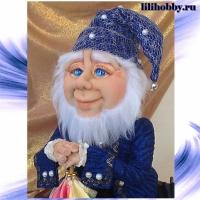 Оле Лукойе кукла шкатулка ночник 1