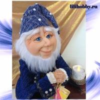 Оле Лукойе кукла шкатулка ночник 2.