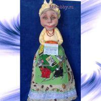 Кукла пакетница17