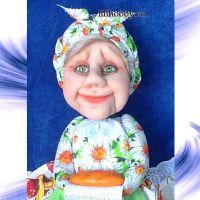 Кукла пакетница20
