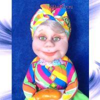 Кукла пакетница22