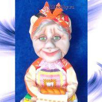Кукла пакетница24