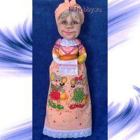 Кукла пакетница25