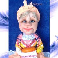 Кукла пакетница26