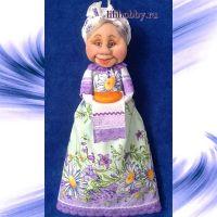 Кукла пакетница27