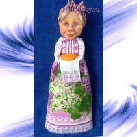 Кукла пакетница29