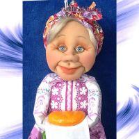Кукла пакетница30