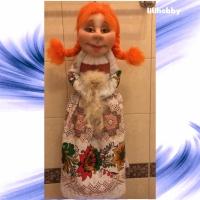 Кукла пакетница9