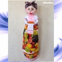 Кукла пакетница11