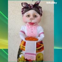 Кукла пакетница12