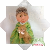 Кукла пакетница14
