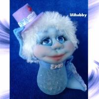 Кукла светильник ароматизатор Водяной