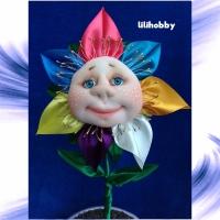 Копилка для денег Цветик Семицветик