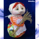 Кукла оберег Хозяюшка Благополучница
