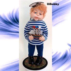 Кукла Морячок ОП1